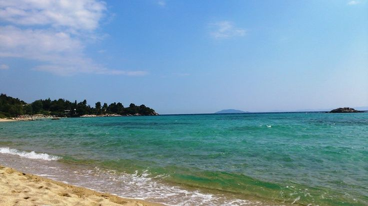 Χαλκιδική - Ακτή Καλογριάς 4
