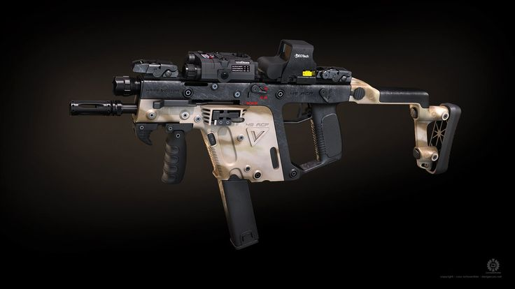 KRISS Vector .45 ACP SMG