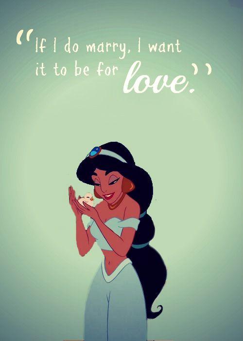 Jasmine knows best.