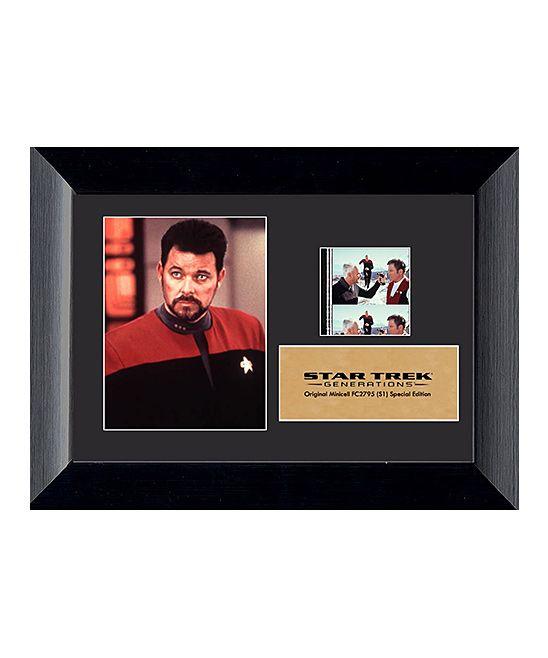 Star Trek: Generations FilmCells™ Framed Wall Art