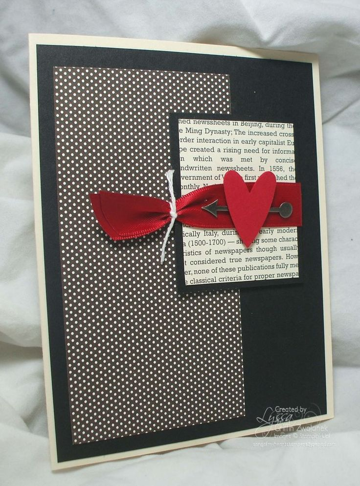 Love this paper & the color combo!