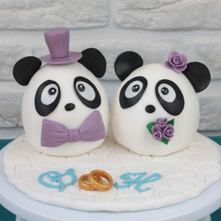 Panda Love :) orchideli.com