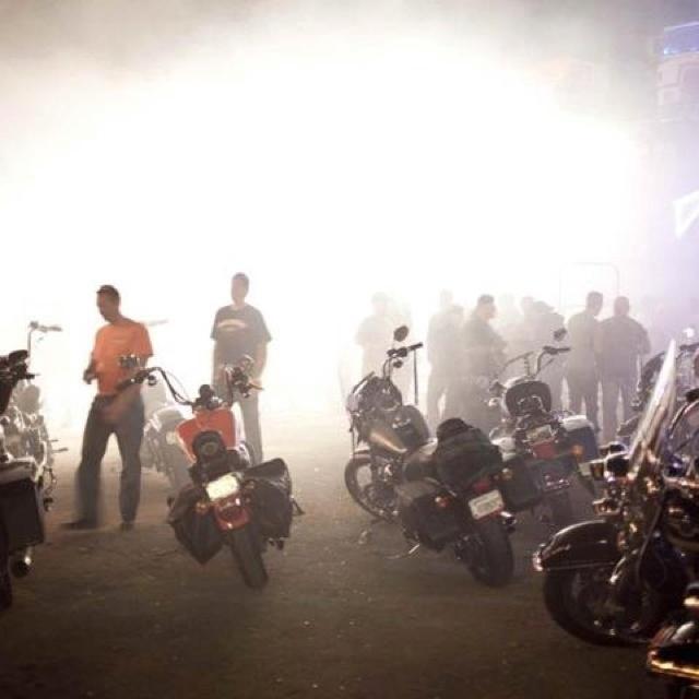 Bike night at rawhide Harley. Lenexa, KS | Harley-Davidson ...