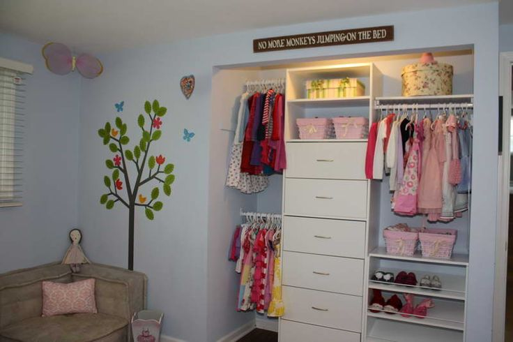 25 Best Ideas About Ikea Closet Organizer On Pinterest