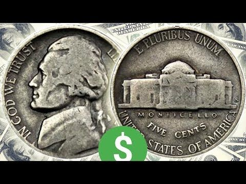 THE MOST VALUABLE NICKEL IN EXISTENCE - 'Frith' 1942 Error