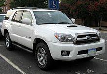 Toyota 4Runner - Wikipedia