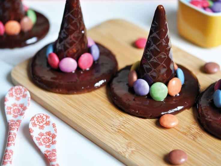 Les Chapeaux de Sorcière [Halloween pour les Petits Bouts !]                                                                                                                                                                                 Plus
