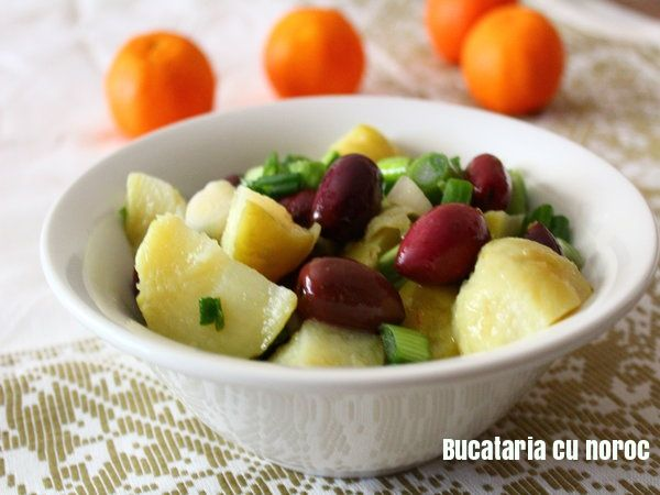 Salata orientala simpla - Bucataria cu noroc