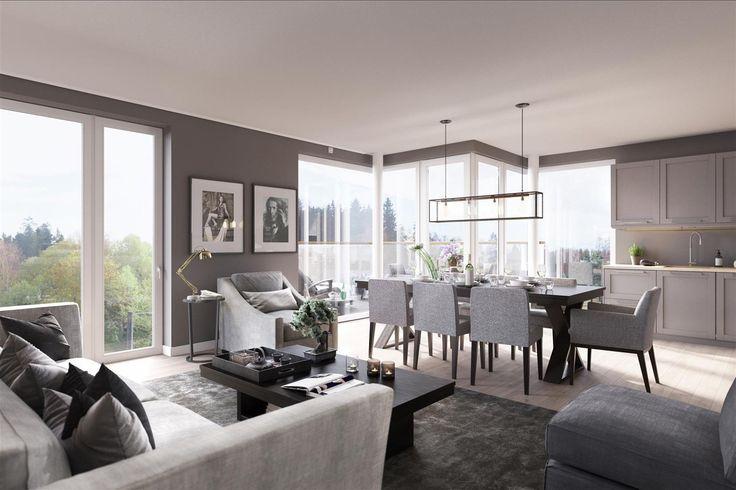 FINN – Nytt boligprosjekt på Holmen - Lyse, moderne leiligheter med meget god standard og solrike balkonger