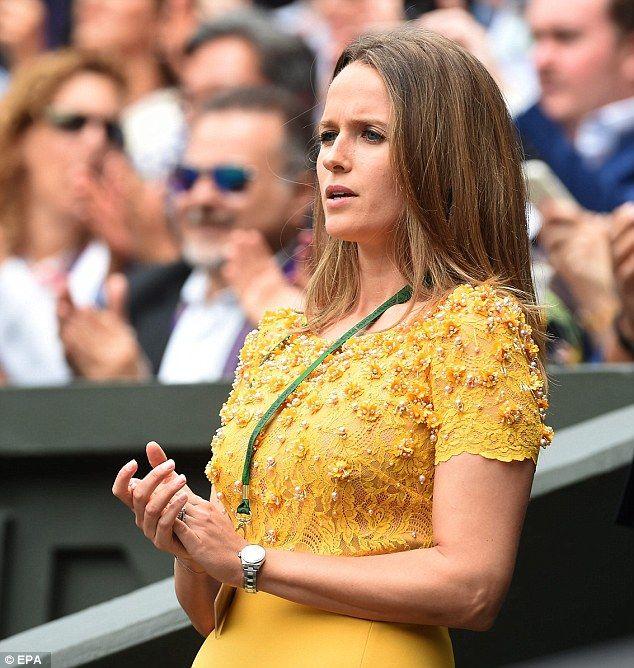 Kim Murray wears £2.2k dress by Kate Middleton's favourite designer Jenny Packham   Daily Mail Online