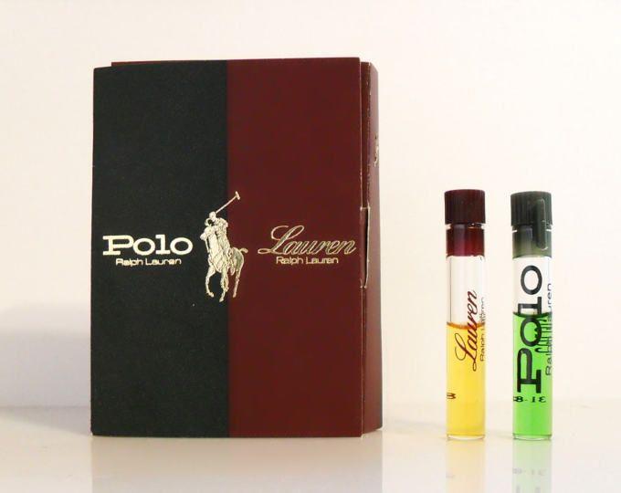 Image result for vintage lauren perfume sample