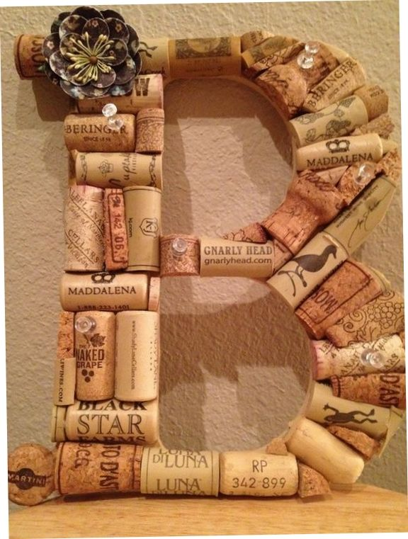 Wine Cork Diy Wine Cork Craft Project Ideas Diy Decoration Vine Cork Design Diy Ideas Cool Craft Wine Cork Diy Crafts Wine Cork Monogram Wine Cork Crafts