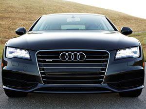 2012 Audi A7  THE SPECS /// 310-HP 3.0-LITER V-6 /// 28/18 MPG //