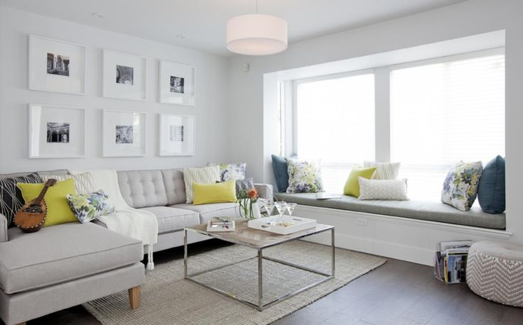 Van Gogh Designs - New York Sectional and The Goods by Van Gogh Designs - Warner Coffee Table  http://www.portfoliointeriors.ca/