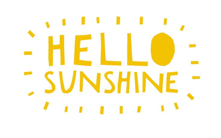 here comes the sun <3 Serifs & Sans