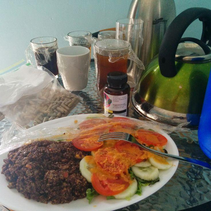 Dr Sebi herbs and food