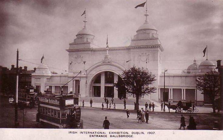 Irish International Exhibition, Dublin, 1907