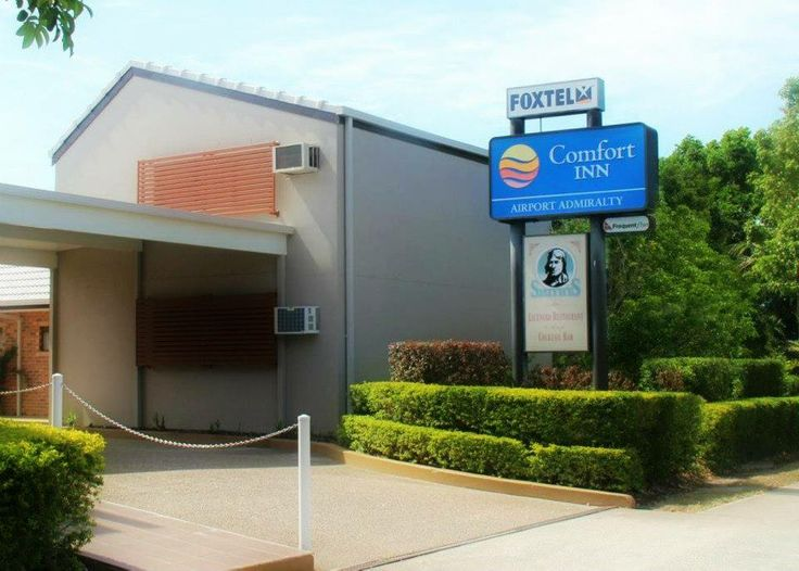 A Relaxing Option Among Hotels Near Brisbane Airport Comfort Inn Admiralty Offers After