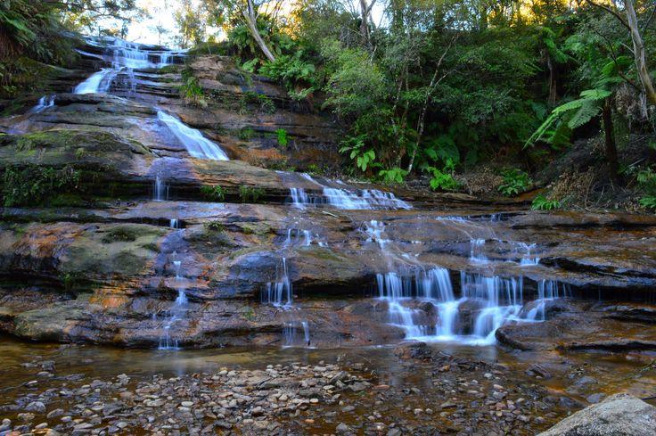 https://flic.kr/p/x8Z1Uy | Katoomba falls, Blue moutains national park