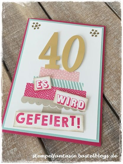 Stampin Up_Geburtstag_Karte_einladung_Invitation_Gold_Build a birthday_imbringingbirthdaysback_Stempelfantasie