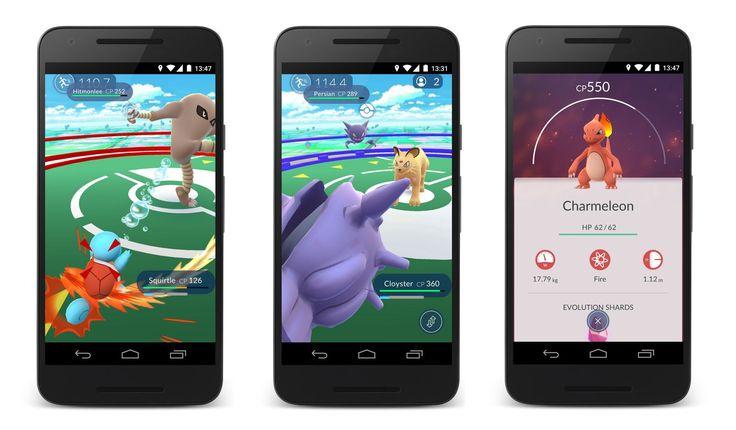 Pokémon Go détaille et illustre ses combats - http://www.frandroid.com/android/applications/jeux-android-applications/360426_pokemon-go-detaille-illustre-combats  #ApplicationsAndroid, #Jeux