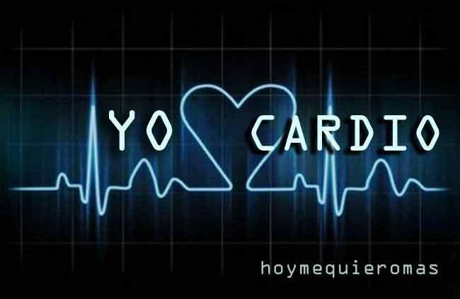 HOY ME QUIERO MAS: El cardio y sus beneficios
