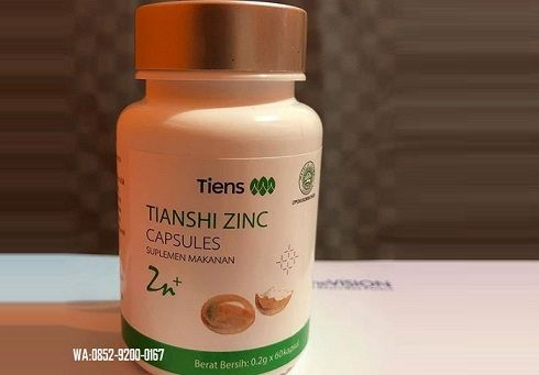 9 Fungsi Utama Zinc Capsules Tiens Bagi Tubuh Kolagen Komposisi Kacang Kacangan