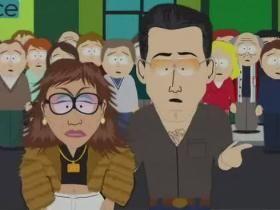 Jennifer Lopez and Ben Affleck - South Park Episode- Funny !!