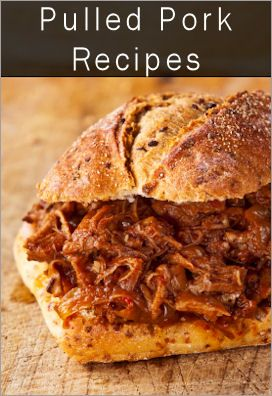 14 Mouth Watering Ways To Make Pulled Pork  ::  This is such a tasty meal and ingredients can vary from just a few simple items to over ten (mainly spices) depending on the recipe.  Whether you cook the pork slowly in the oven or in the crockpot, it's pretty much a hands-free dish that's ideal for busy days and casual dining…yet still manages to impress every time (leftovers will not last long!).