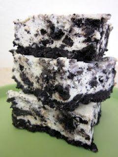Cookies and Cream Cheesecake Bars: Desserts Recipes, Oreo Cheesecake, Dessert Recipes, Cheesecake Bars, Cookies And Cream, Bar Recipes, Cream Cheesecake, Six Sisters Stuff, Cream Cheeses