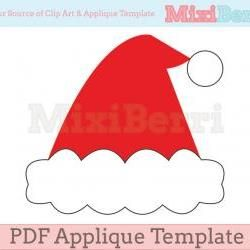 Free Applique Templates | MixiBerri - Your Source of Clip Arts and Applique Templates