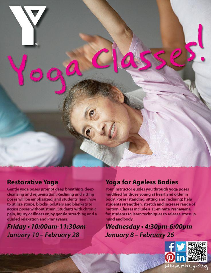 #Yoga for #January! Register now!