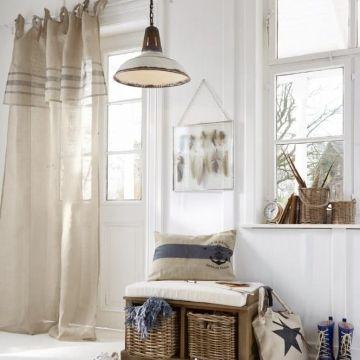 27 best Landhaus Look Wohnzimmer images on Pinterest - küche gardinen landhausstil