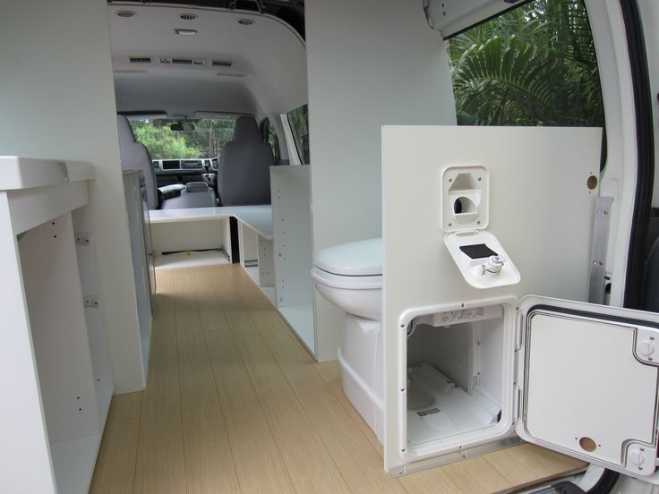 Campervan Layout A Feat Of Architectural Design
