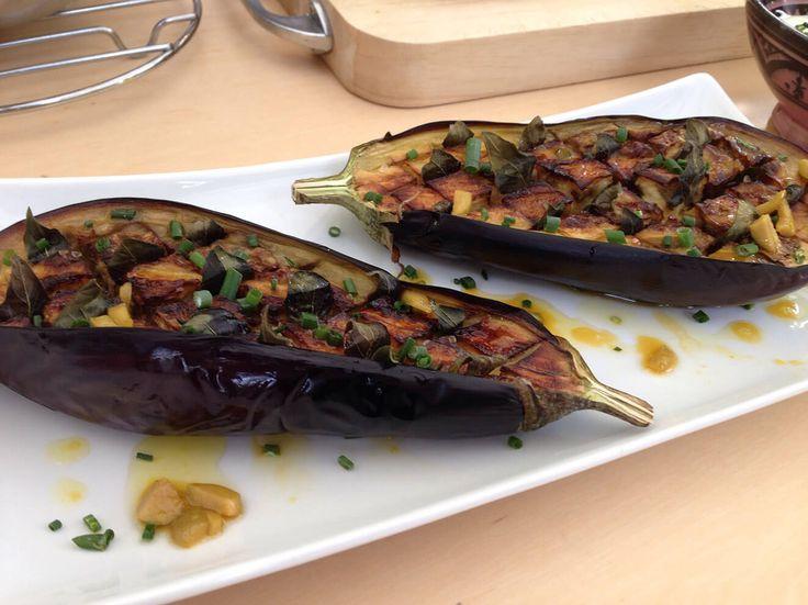 Deze gebakken aubergines met oregano zijn een perfect bijgerecht voor elk seizoen en gerecht. Boordevol smaak en makkelijk te maken.
