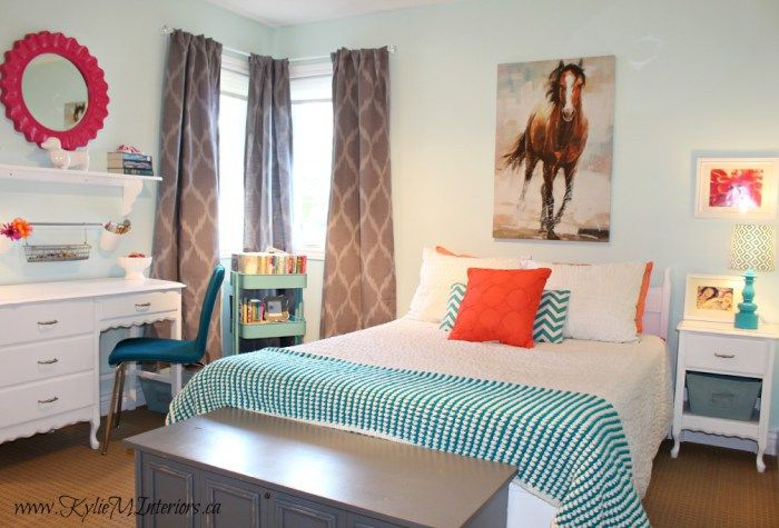 light blue and coral bedroom budget friendly bedroom ideas light blue coral 19025