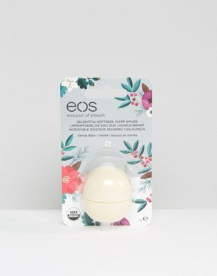 EOS Limited Edition Vanilla Bean Lip Balm Sphere