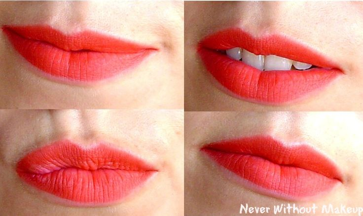 #Bourjois - Rouge Edition Velvet n.03 Hot Pepper http://neverwithoutmakeup.blogspot.it/2014/09/review-bourjois-rouge-edition-velvet.html