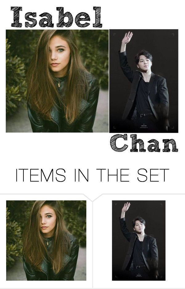 """""""Isabel and Chan PRP // KAHHFPC"""" by justananonymous ❤ liked on Polyvore featuring art"""