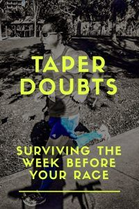 Taper Doubts: Surviving The Week Before Your Race - Running Alive