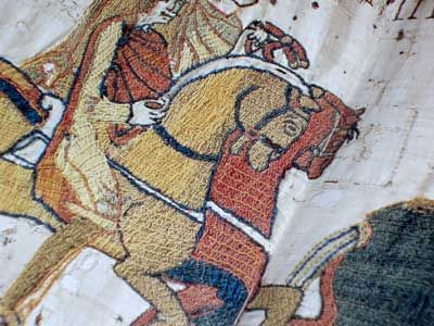 17 best images about bayeu tapestry on pinterest embroidery wall hangings and stitches - Point p bayeux ...