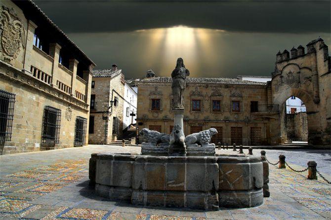 Baeza, Jaén - Andalousie (Espagne)