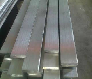 DIN 441 stainless steel flat bar Hot rolled / cold drawn