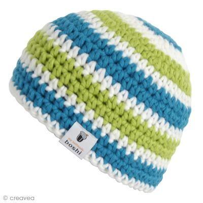 La Mercerie du Faubourg aime ce Tuto Bonnet Myboshi : instructions et vidéo. Toutes couleurs de la gamme MyBoshi est en vente à la mercerie.
