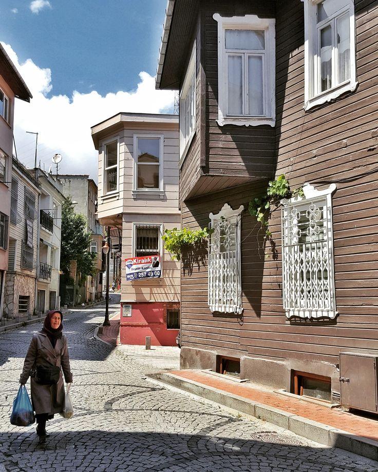 Istanbul by İLKİN BABAYİĞİT