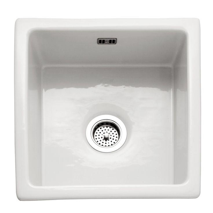 White Kitchen Sink Undermount 20 best sinks images on pinterest | undermount kitchen sink, white