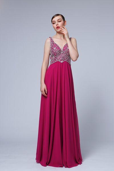 Ľahučké popolnočné šaty - FARBA popolnočných šiat