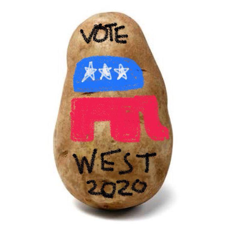 Kanye West for President 2020.