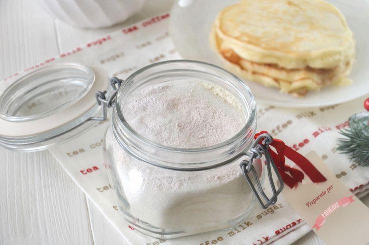 Preparato per pancake, scopri la ricetta: http://www.misya.info/ricetta/preparato-per-pancake.htm