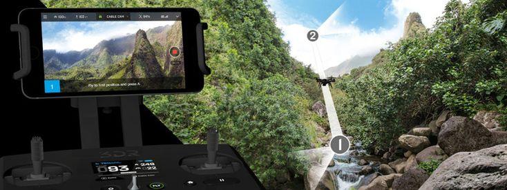 3D Robotics、GoPro 最適化スマートドローン Solo 発表。拡張ベイで360度カメラ等も対応 - Engadget Japanese